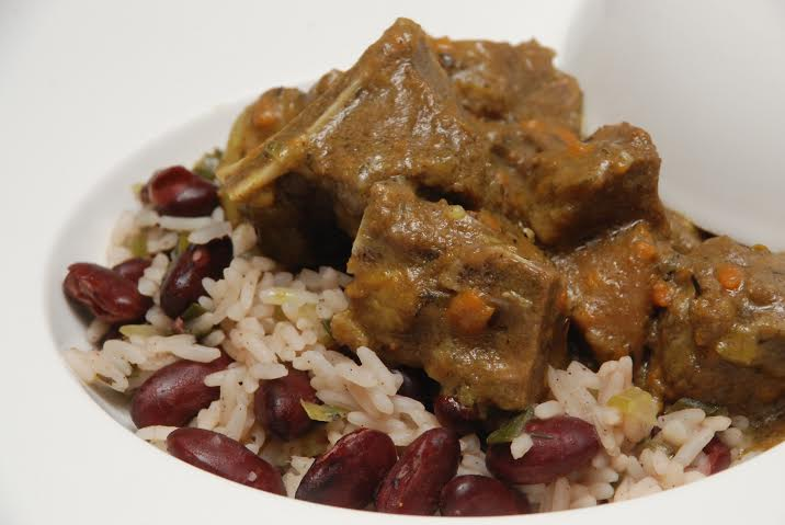 The Perfect Curry Goat